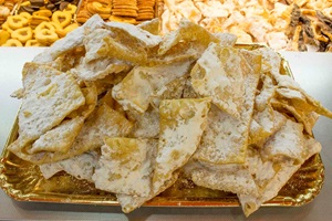 Picture of chiacchiere