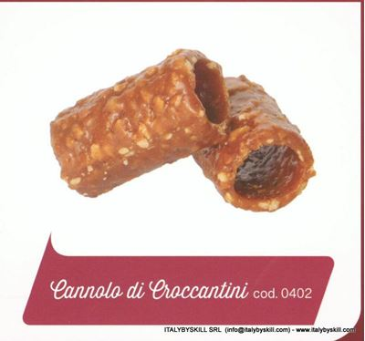 Picture of Cannolo di Croccantini