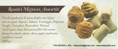 Picture of Rustici Mignon Assortiti