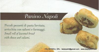 Picture of Panino Napoli