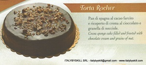 Picture of Torta Rocher