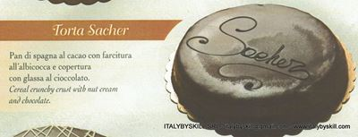Picture of Torta Sacher