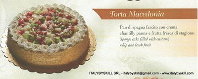 Picture of Torta Macedonia