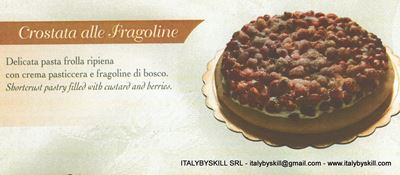 Picture of Crostata alle Fragoline