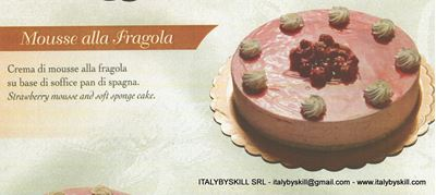 Picture of Mousse alla Fragola