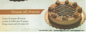 Picture of Mousse all'Arancia