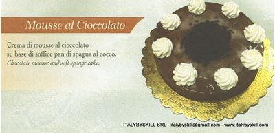 Picture of Mousse al Cioccolato
