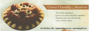 Picture of Crema Chantilly e Amarena