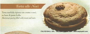 Picture of Torta alle Noci