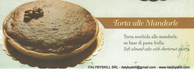 Picture of Torta alle Mandorle