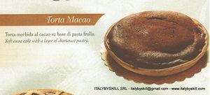 Picture of Torta Macao