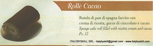 Picture of Rolle' Cacao