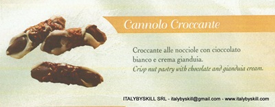 Picture of Cannolo Croccante
