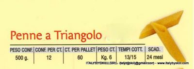 Picture of Penne a Triangolo