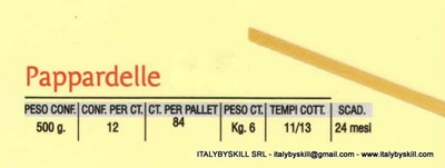 Picture of Pappardelle