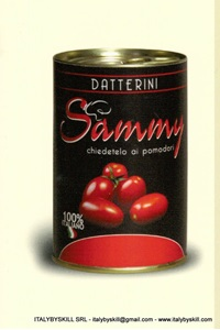 Picture of Datterino Tomatoes / Pomodorino Datterino 3000 gr