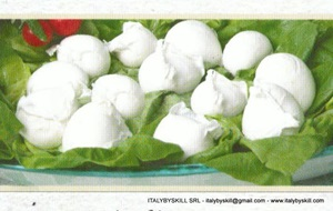 Picture of Buffalo Cherry's Mozzarella 125 gr / Bocconcini di bufala 125 gr