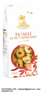 Picture of Chili Pepper Tarallini 250 gr