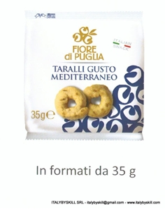Picture of Mediterranean Tarallini New Packaging 210 gr