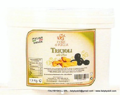 Picture of Tricioli Olives 1,3kg