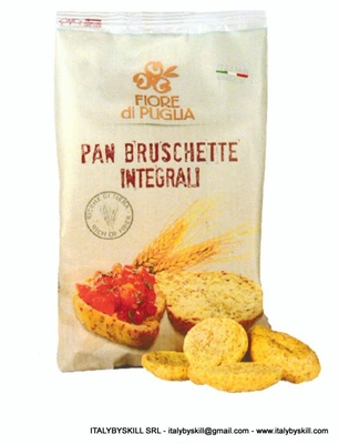 Picture of Bruschette Wholewheat 200gr