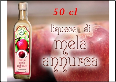 Picture of Liquore di Mela Anurca - 50 cl