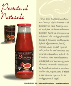 Immagine per la categoria Strained Tomatoes