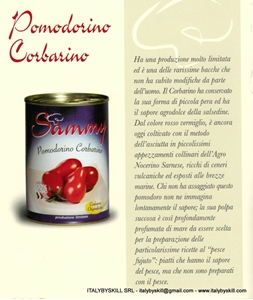 "Immagine per la categoria ""Corbarino"" cherry's tomatoes"